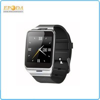 2015 New Bluetooth Smart Watch Wrist Wrap Watch Phone for IOS for Apple for iphone for Android for Samsung