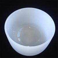 Milky White Opauqe Sintered Quartz Glass Melting Crucible For Lab