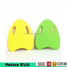 Melors factory direct sale swimming accessories floating board/swimming kickboard made in China