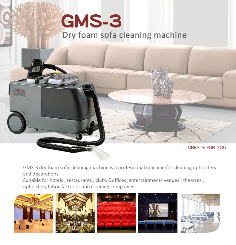 Best Fabric Cleaner For Furniture. Gms 3 Best Sofa Cleaner Upholstery  Cleaning Machine Using