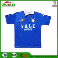 Custom Printed Polo Shirt In China,New Design Polo T Shirt