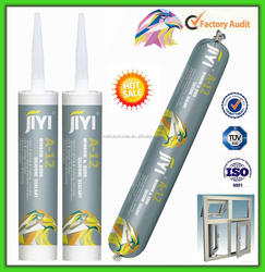 Silicone sealant for stainless steel/waterproof sealant for plastic