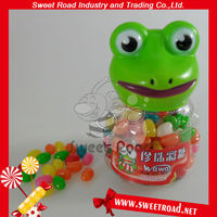 Frog Pearl Jelly Beans Candy