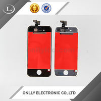 high quality original new Lcd Display And Touch Screen Digitizer Complete For iphone 4s