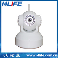 H.264 Onvif, 1.0MP 1280*720P, PTZ, WiFi, 32G TF Card, Two-way Audio Night Vision Home IP Camera