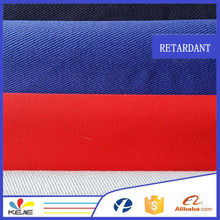 wholesale suppier of EN11611 EN1149 cotton material fireproof and anti-static cotton protective fabric