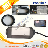 China 2015 hot sale truck/bus/boat/car/RV used electric fan heater with low cost