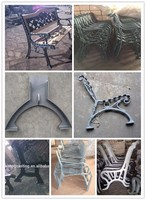 Hot Sale Outdoor Furniture Patio Bench Leg / Patio Bench