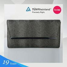 Hot Sell Promotional High Standard Custom Fitted Leather Bag Old Fashion
