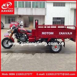 2015 New Design Hot Africa Market Three Wheel Motorcycle/Commerical Tricycle for sale