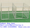 Factory supplying large animal runs metal panel dog runs large dog runs indoor dog runs