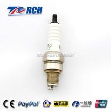 NGK C7HSA spark plug used motorcycle engines spark plug