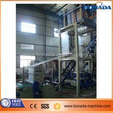 Blown film extrusion machine Price/Plastic film making machine/PE film making machine
