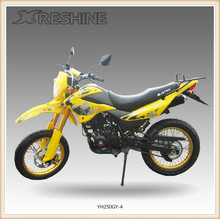 suciedad bicicleta motocicleta 250cc chino