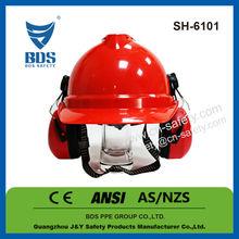 2015 Protection safety helmet miners cap Bell Fraction Multi-Sport Helmet Solar Powered Custom welding helmet
