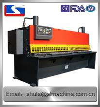 Maanshan famous brand Hydraulic Shearing Machine Export to Europe