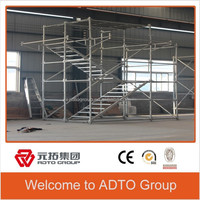 Used Construction Scaffolding Series Products for Sale from ADTO