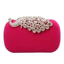 fashion suede handbag women high-grade clutch bag evening dress bag evening bag wholesale