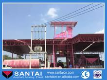 Bitumen Mixing Plant Mobile Bitumen Plant 240Tph Asphalt producing Plant