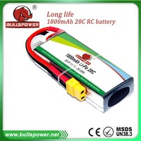 RC battery 11.1V 1800mAh for RC Airplane Helicopter Car Boat Model