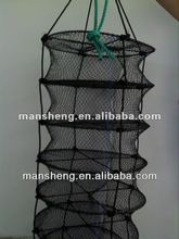 pocket net for scallop growth