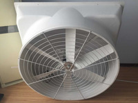 industrial window wall mounted big size negative pressure exhaust fan