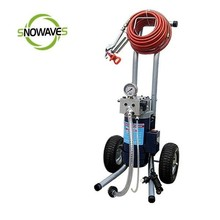 SNOWAVES airless paint sprayer 220v from China