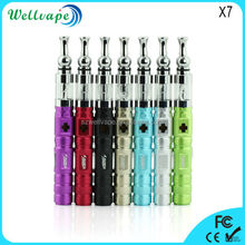 Factory direct sell cheap price X7 variable voltage rocket vaporizer