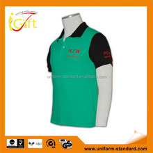 China Manufacture hot sell good quality custom cotton embroidery print comfortable slim fit polo