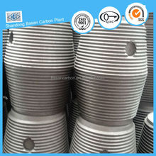 Good electric conductivity RP graphite electrode for smelting iron