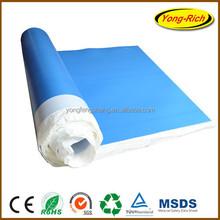 Laminate Flooring Underlayment / IXPE Foam Underlay / Excellent Moisture Protection