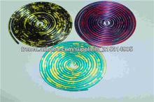 XQ couleur fil de vente chaude ronde en aluminium (usine) / fil de bijoux