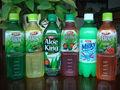 Okf aloe bebidas con varios sabores