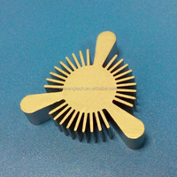 Mini Sun Flower Computer Heatsink desktop heat sink lap top heat releasing VGA cooler