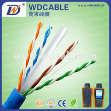 Factory Price 4pairs indoor UTP FTP SFTP Cat5 Cat5e Cat6 Network Cable