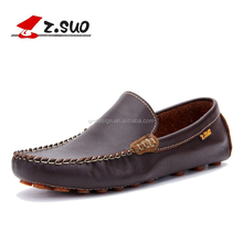 Free Shipping new arrival genuine leather loafers shoes size 39-44 ,men Casual Shoes