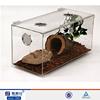 Factory wholesale custom acrylic terrarium pet reptile cage