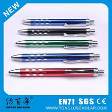 2015 new design parker refill promotion metal pen