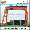 double girder gantry crane for precast yard