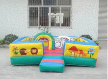 Inflatable Bouncer ball pit , LZ-A281 Inflatable basketball Inflatable Bouncer for sales