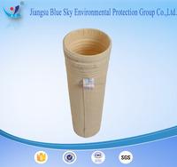 Good abrasion resistance PPS Material Filter Bag (PPS)