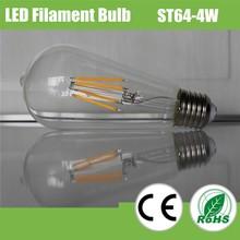 led filament bulb light, new 360 degree light-emitting led filament bulb e27