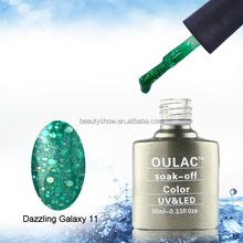 2015 popular high quality private label, nails art, uv gel nail polish