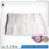 Alibaba china hot sale plastic mesh bags with handle onion mesh bag