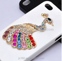 Mobile phone case Phoenix accessories DIY decoration