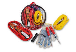 7PCS Car Emergency Kit Auto Tire Repair Kit Car Emergency Tool Kit