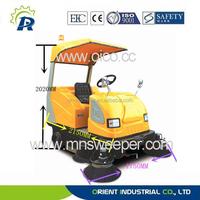 High quality I800 pavement cleaning machine