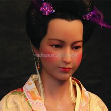 similar life size female mannequin