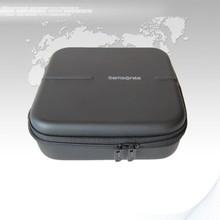 Custom portable external eva hard disk carrying case HDD box case