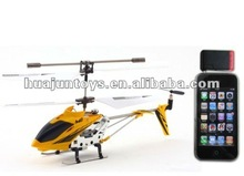 iPhone control 3 channel rc aeroplane with gyro,toys rc helicopter for children,rc aeromodelling(M3A)
